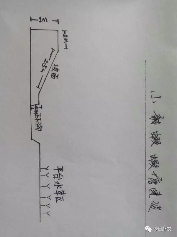 各位今日虾农的朋友们大家好。今天分享的主要内容是作者发布于某微信平台的一篇关于虾塘选址的今日虾农修订版版。小龙虾养殖,选址至关重要,它关系着整个养殖的成败。这里我们例举以下几个小龙虾塘选址与建设的关键点。 1、小龙虾池塘选址标准 、满足四通一平的基础条件。这里的四通一平指,通信有保障,能够与外界保持良好的电话网络沟通条件;道路交通必须通达意向场地,以保证从池塘前期建设机器设备能够到场,以及后期虾塘投入生产后的管理与销售有交通运输通道条件;通水条件需达标,指虾塘选址需要有充沛的水源条件并且水质良好能