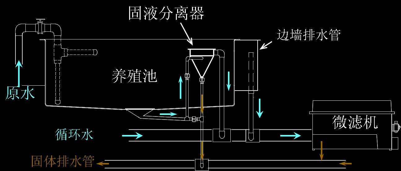 庭院鱼池过滤diy设计图展示图片