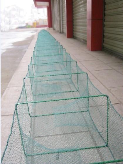小型地笼制作方法图解