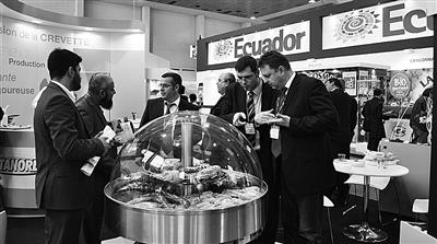 从欧洲海产品展看全球水产品市场走势