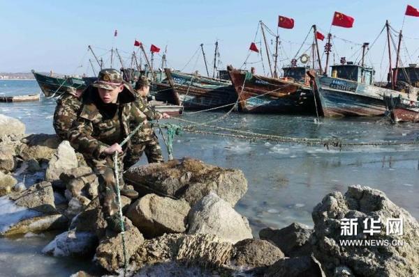 山东烟台养马岛养殖鱼类大面积死亡