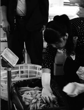 浙江杭州市勾庄水产品批发市场本周末办海鲜节