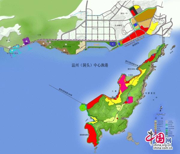 &nbsp&nbsp&nbsp&nbsp据了解,洞头县中心渔港曾是农业部批准的国家一级渔港,是在1956年驻岛解放军修建的登陆艇码头的基础上逐步形成的。港区地理位置优越,渔港港界总面积24.33Km2(其中水域面积18.87Km2,陆域面积5.46&nbspKm2)。2003年,经农业部批准按国家级中心渔港标准进行建设,建设具有渔船避风、渔需物资补给和卸货、水产品交易、水产品加工、渔政管理与渔民培训、船只修造、渔业休闲旅游、渔民新村建设等八据了解,洞头县中心渔港曾是农业部批准的国家一级渔港,是在1956年