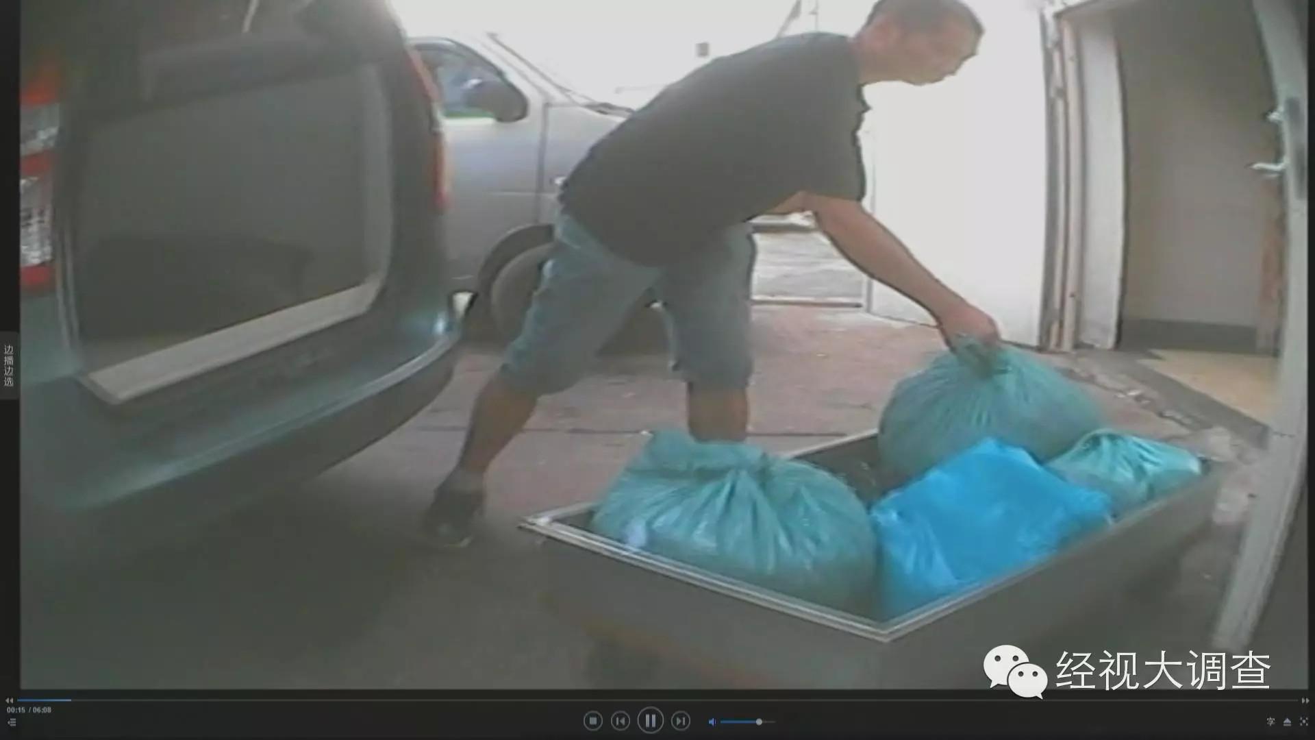 """曝长沙马王堆海鲜水产市场售卖""""死虾蟹"""""""