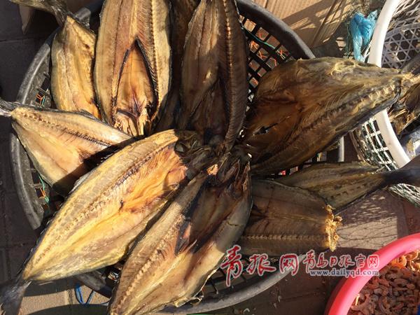 山东青岛海产品价格稳定 与去年持平