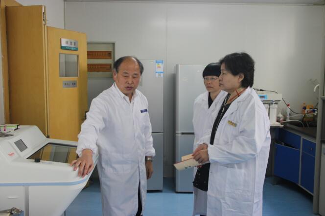 江苏省渔业技术推广中心水生动物防疫检疫实验室顺利通过cnas复评审和