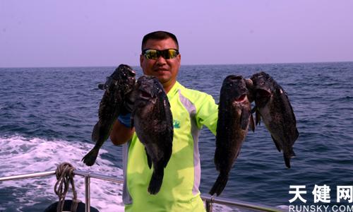 2016年全国海钓锦标赛(辽宁长海站)也将于6月在小长山岛小水口森林