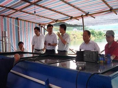 有机鱼活体运输装备技术研发进展顺利
