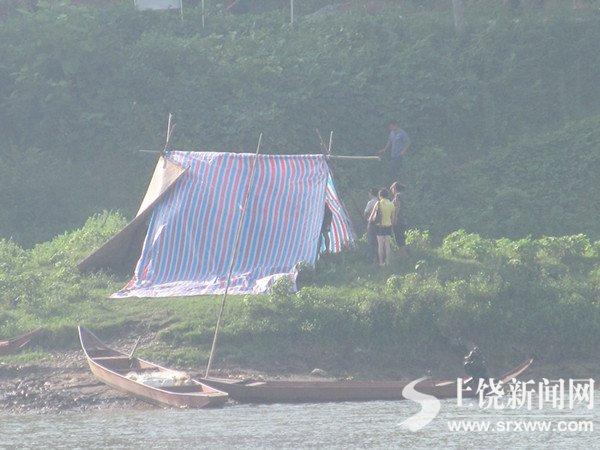 江西上饶小伙夜晚信江捕鱼丧命 在丁家洲大桥下发现遗体