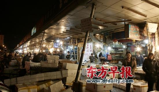 曹安市场下月将拆除 上海铜川路水产市场或搬至