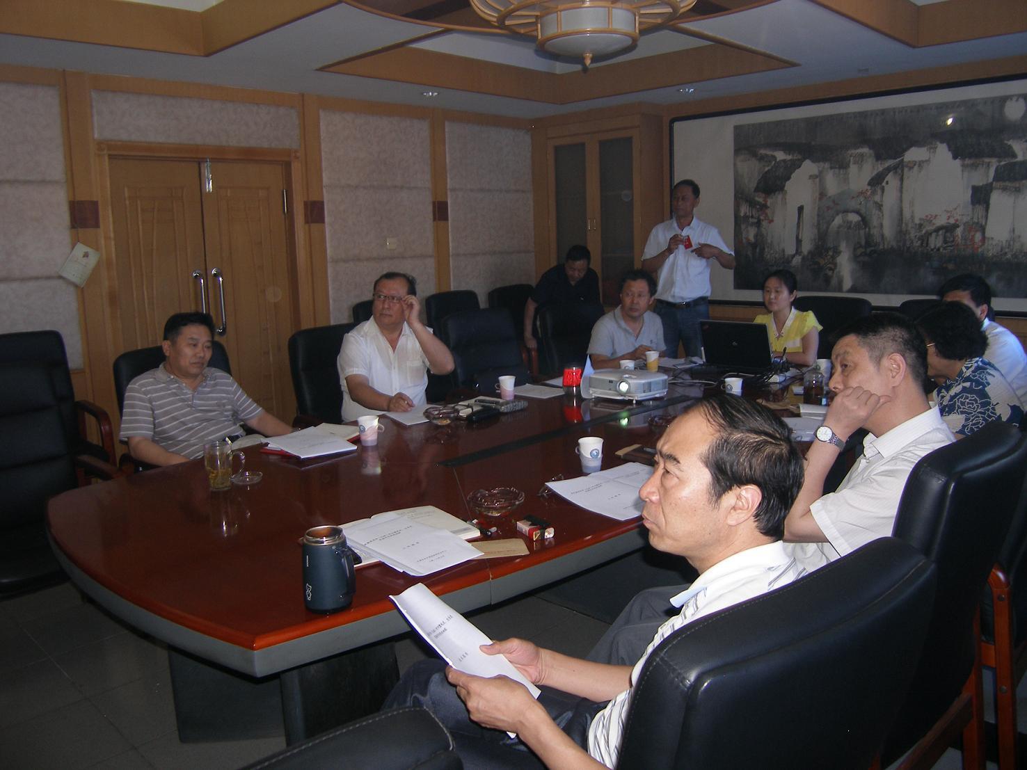 天津市水生动物疫病预防控制中心承担的局级科技项目