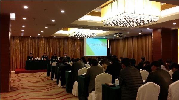 3月27日,市海洋与渔业局在如东县海洲大酒店举办了渔业项目管理培训班