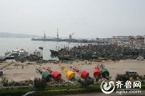 本次督察抽查了青岛市崂山区沙子口渔港,胶州市东营渔港,城阳区罗家营