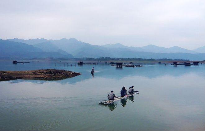 水产捕捞业生态系统结构图