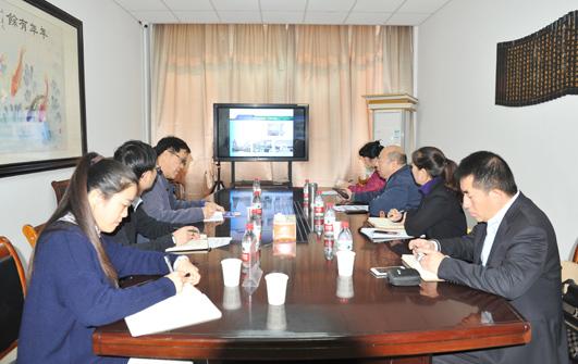 FAO渔业和水产养殖司贾建三副司长到淡水中心调