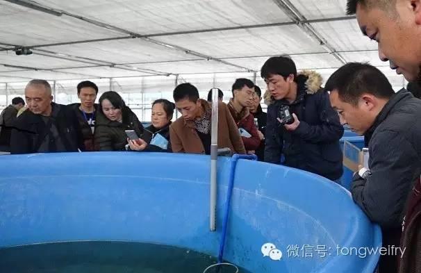 川农大徐志文教授带农业职业经理人培训班一行参观成都种苗