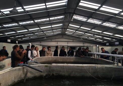 浙江海宁市组织养殖大户参加嘉兴五县两区节能