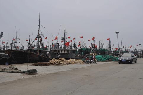 辽宁丹东东港市地图