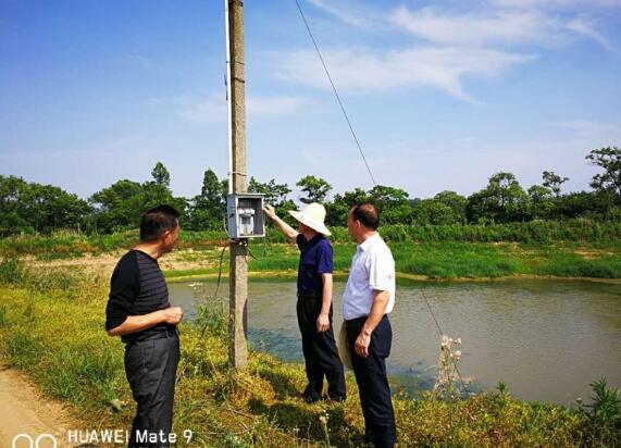 安徽滁州市水产研究所开展节前安全检查