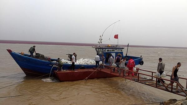 丹东,葫芦岛等沿海地市的5个放流点开展了2017年辽宁省三疣梭子蟹增殖