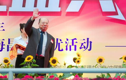 淡水渔业研究中心主任徐跑研究员荣获2016年水生