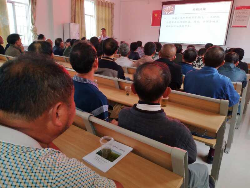 湖南益阳市南县畜牧水产局举办稻渔种养技术巡