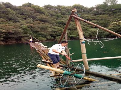 江西九江市永修县渔业局加大节假日渔政执法力度