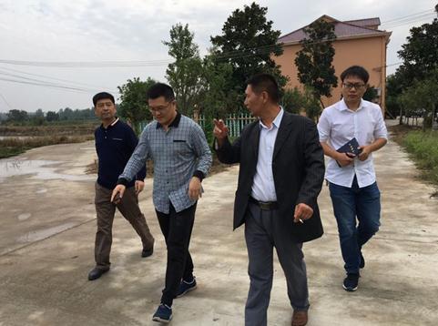 湖北宜昌市水产局开展2017年水产健康养殖示范场