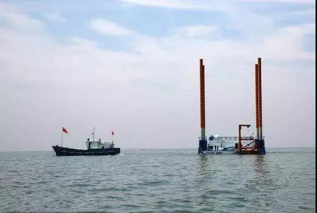 百万亩国家生态渔业基地成为山东东营绿色名片