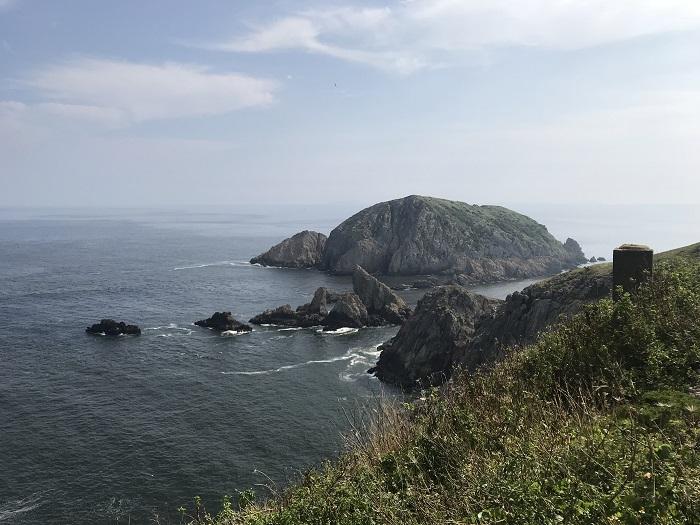 8月8日-10日,检查组一行分别赴庙子湖岛,青浜岛,黄兴岛,西福山岛,东