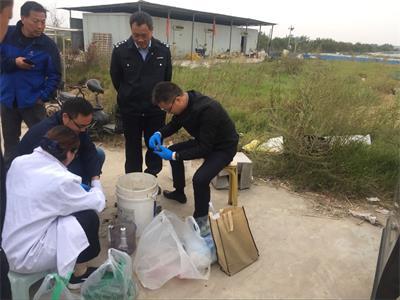 江苏省淮安市开展第三批水产品质量安全监测工作