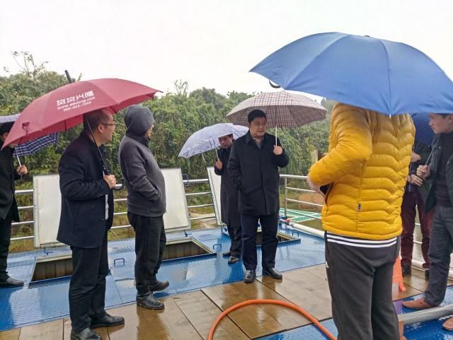 重庆市水产总站对接帮扶巫溪县红池坝镇茶山村寻找渔业产业发展路子