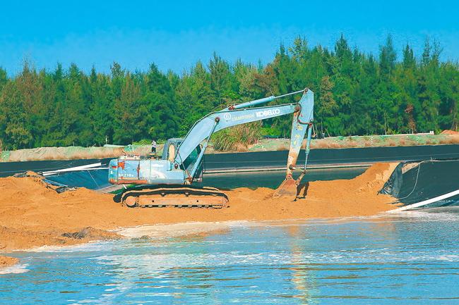 保持对海水养殖排污整治高压态势海南儋州市光