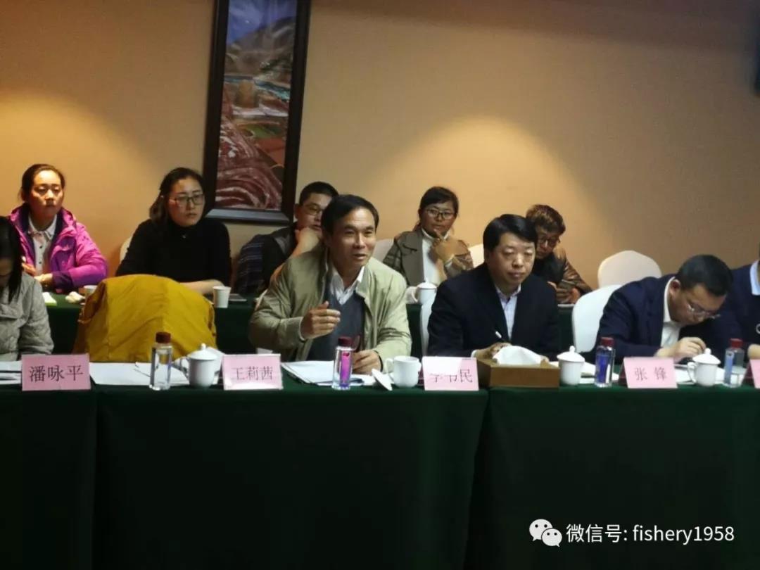 农业农村部在拉萨举办渔业援藏工作座谈会