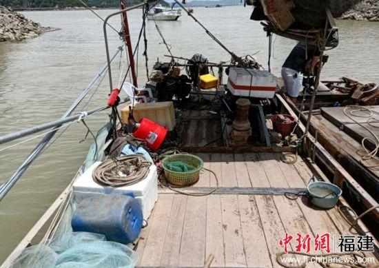 福建漳州开发区:禁鱼期非法捕捞