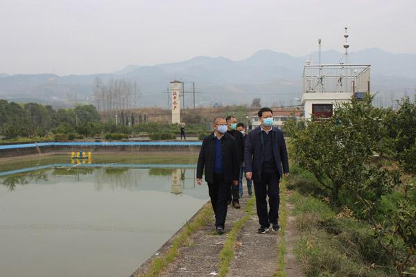 陕西省汉中市农业农村局局长赵维