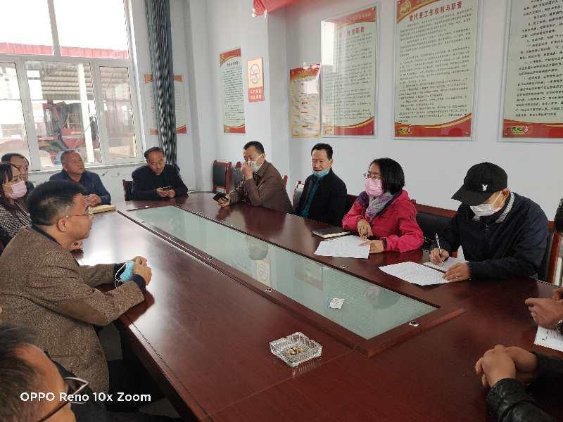 内蒙古包头市水产站到土右旗开展