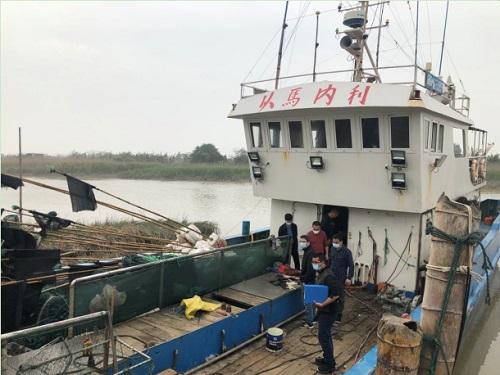 福建福州:市海渔局副局长陈如祥