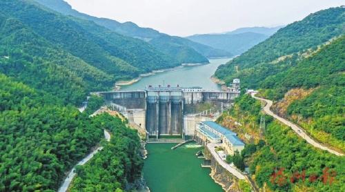 一汪清水向榕流 ——从山仔工程看连江生态文明建设