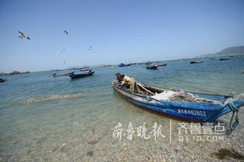 休渔期山东烟台长岛渔家乐忙坏了!鲍鱼海参玩着花样吃